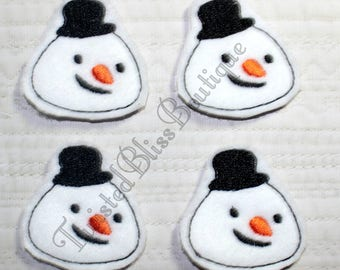 Set Of 4 Chilly Felties