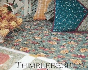 Thimbleberries Sunwashed Quilts Book