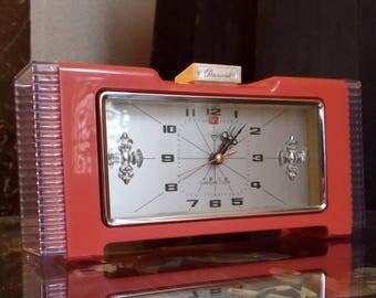 Large Diamond - Vintage retro clock