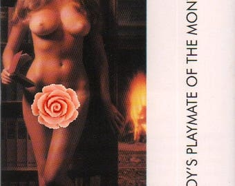 MATURE - Playboy Trading Card January Edt. 1992 - Playmate Centerfold - Marilyn Cole - Card #57