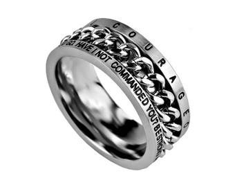 """Chain Ring """"Courageous"""""""