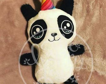 Pandacorn Stuffie