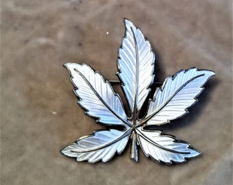 Japanese Maple Leaf Pin