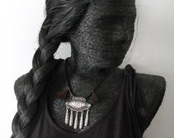 Ethnic necklace 19