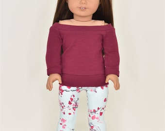 18 inch doll clothes Leggings