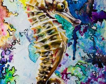 Aquasition: #1 Seahorse