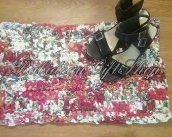 handmade crochet rag rug handmade handmade rug rag rug ragrug rug