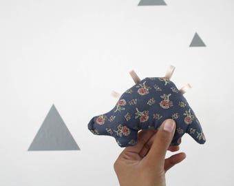 Dino Friend- Fabric Plush Doll
