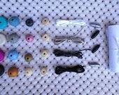 Necklace DIY kit, DIY gift kit, diy polymer clay kit, polymer clay jewellery, diy jewellery making kit, diy gift for mum, make your own