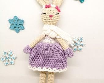 Lavande ma poupée fait main / Poupée fait main / jouet fait main / hand made doll / hand made toy