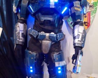Armour / Armor Spartan Halo Reach