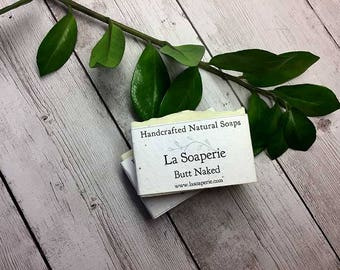 Butt Naked All Natural Soap