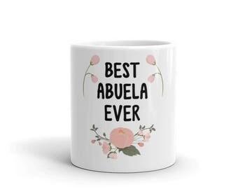 Best Abuela Ever Mug