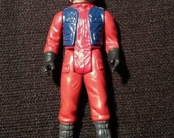 """Vintage 1983 Star Wars """"Nien Nunb"""" action figure"""