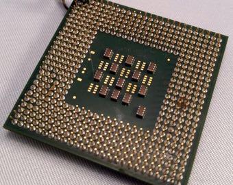 Unique Pentium Processor Necklace for the Tech Geek!