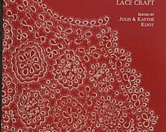 Featured listing image: Tatting Designs From Victorian Lace