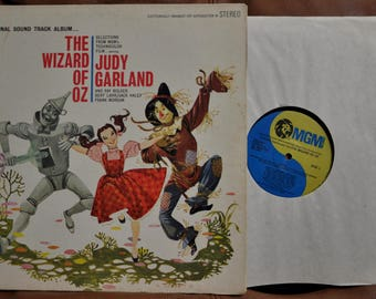 On SALE!!! Original Soundtrack - the Wizard of Oz, Judy Garland, MGM