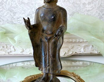 buddhist statue   etsy