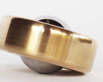 Brass Top, Metal Spinning Top, Spinning Top