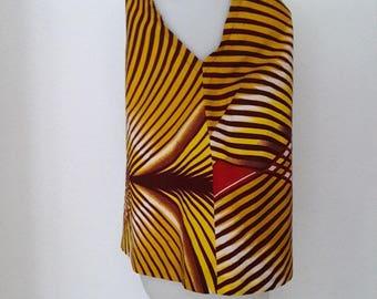 tunic made of wax