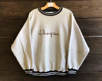 Vintage 90s Champions Sweatshirt
