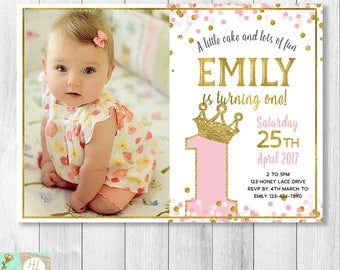 Unique Customised Invitations Digital Cards by HoneyLaceDesigns