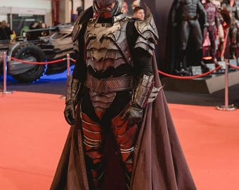 Batman Armour Medieval style.