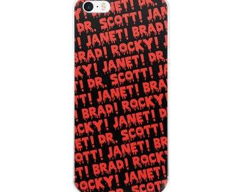 Rocky Horror iPhone Case