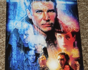 """Blade Runner The Final Cut """"IMAX"""" 9x13 Promo Movie POSTER"""