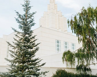 Idaho Falls Temple 14