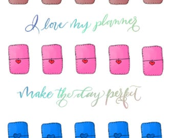 Mini Planner Stickers