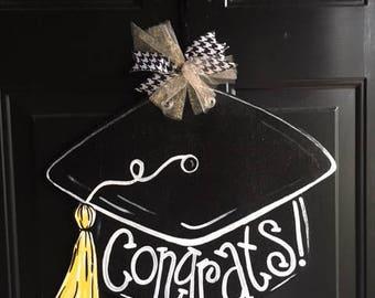 Graduate Celebration Door Hanger