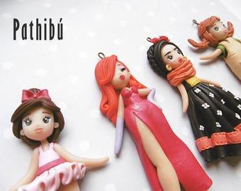 Jessica Rabbit doll