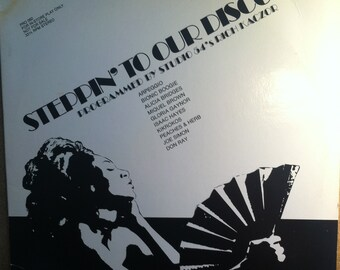 Steppin To Our Disco Studio 54 Rich Kaczor Vinyl V/A Disco Record Album