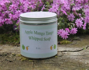 Apple Mango Tango Whipped Soap