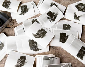 Vintage photographs of a camera collection, 200+ photos