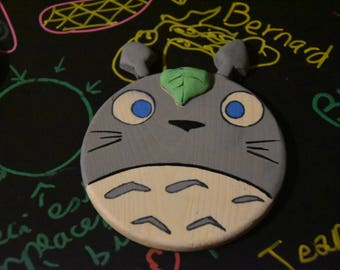 Totoro coaster - made to order