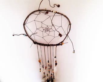 Unique Natural Wood Design Dreamcatcher