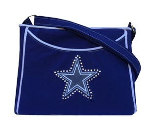 Dallas Cowboys Purse NFL Crossbody Bag