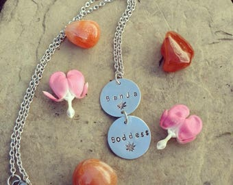 Ganja Goddess Necklace