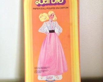 Barbie Paperdoll in Box