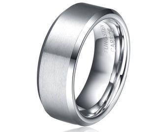 Tungsten ring Etsy