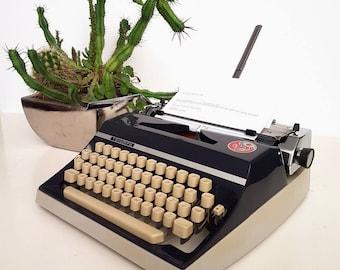 Vintage Triumph Gabriele 35 typewriter, 1970s