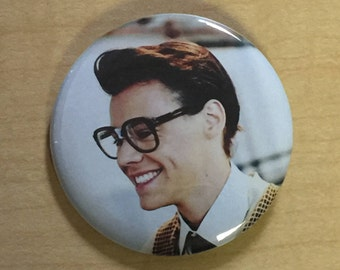 Harry Styles as Marcel 2.25 inch Pinback button-Best Song Ever