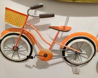 Beach Bike SGL Orange CA201