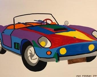 1959 Ferrari 250 GT Spider