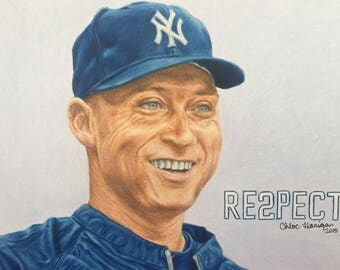ORIGINAL - Derek Jeter RE2PECT
