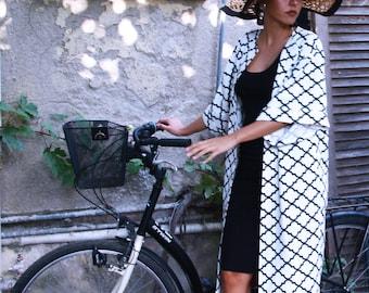 Moroccan Pattern Kimono