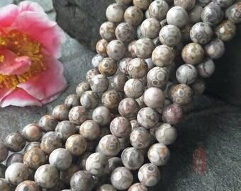 lava stone beads Volcano stone beads natural stone beads bracelet making beads full strands 15.5 inch natural beads XY056