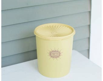 Tupperware Cookies Canister | Cookies Container | Cookie Jar | Kitchen Canister | Kitchen Container | Cookies